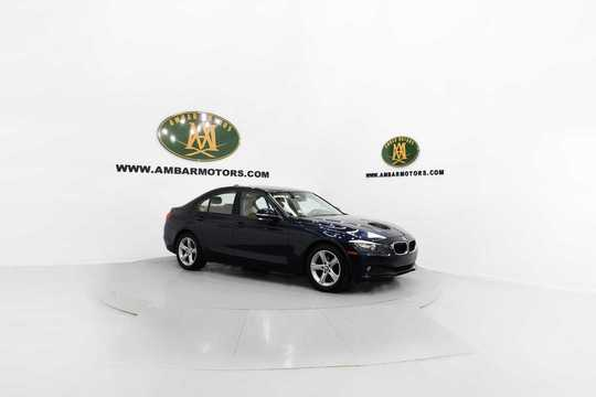 2015 BMW 3 Series car for sale in miami