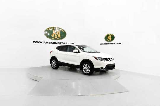 2017 Nissan Rogue Sport car for sale in miami