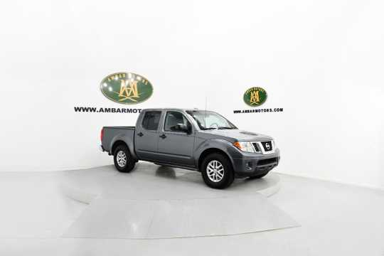 2017 Nissan Frontier car for sale in miami