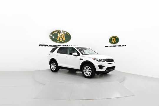 2018 Land Rover Discovery Sport car for sale in miami