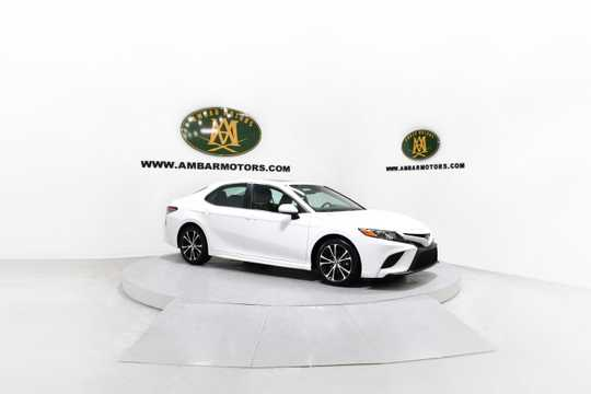 2018 Toyota Camry car for sale in miami